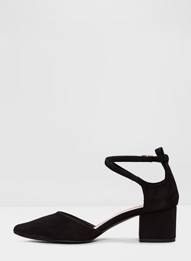 Aldo Brookshear-Tr - Siyah Kadin Topuklu Ayakkabi Siyah